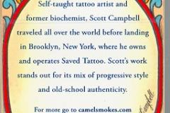 Tattooed Cigarettes