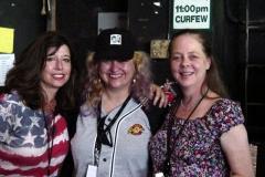 Donna,Pam,Judi
