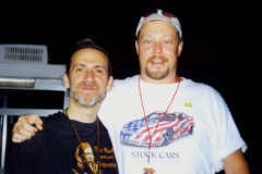 Greg Bowman and Dave Stoltz at Riverbend