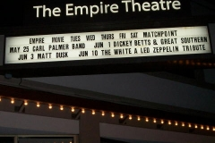 Empire Theatre Belleville, Ontario