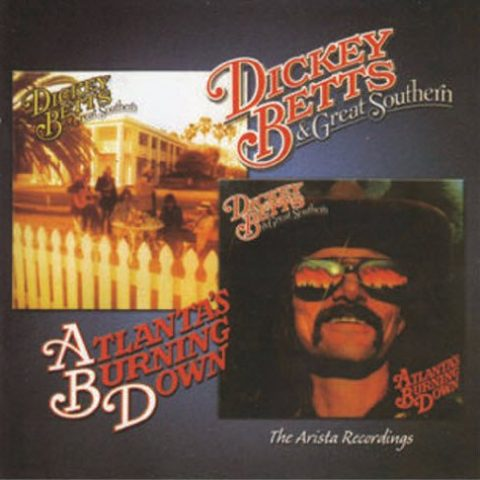 Dickey Betts and Great Southern - Atlanta's Burning Down