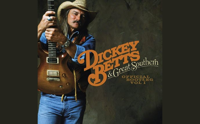 Dickey Betts & Great Southern Official Bootleg Vol. 1