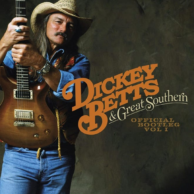 Dickey Betts & Great Southern Official Bootleg Vol 1